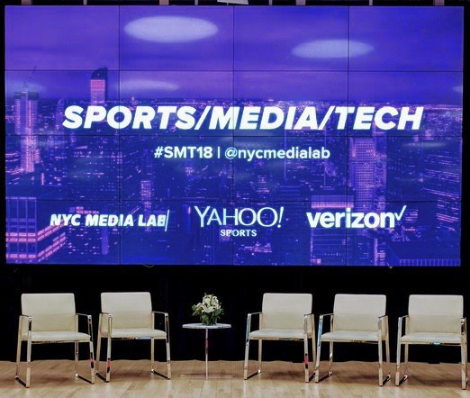 NYC Media Lab's Sports, Media and Tech conf 18